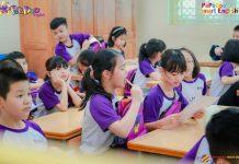 trung tâm tiếng anh cho trẻ em ở Đà Nẵng