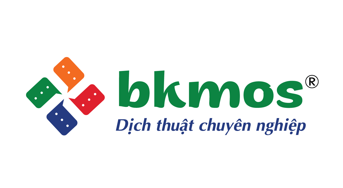 dịch thuật Bkmos
