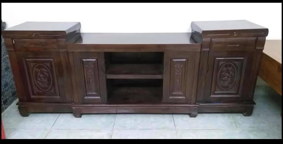 bàn ghế gỗ cũ Hải Dương