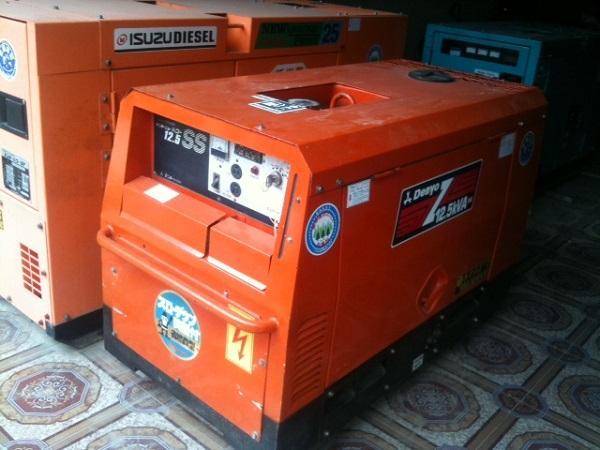 bán máy phát điện cũ tại Hải Dương