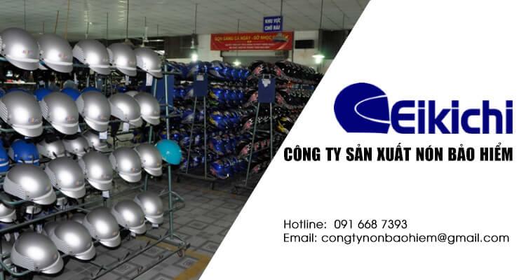 công ty sản xuất nón bảo hiểm tại TPHCM