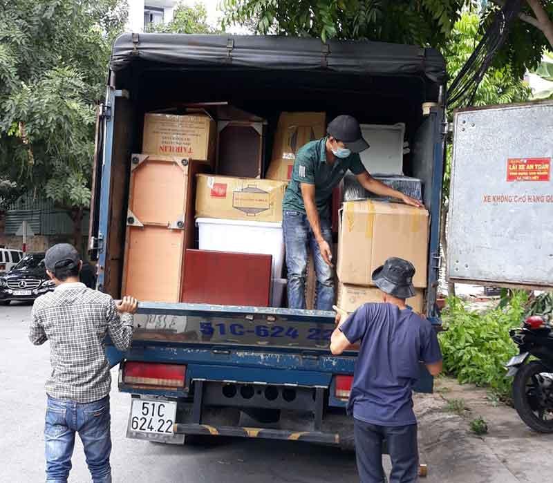 chuyển nhà Nha Trang