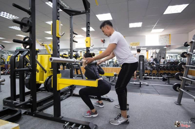 phòng gym Biên Hòa