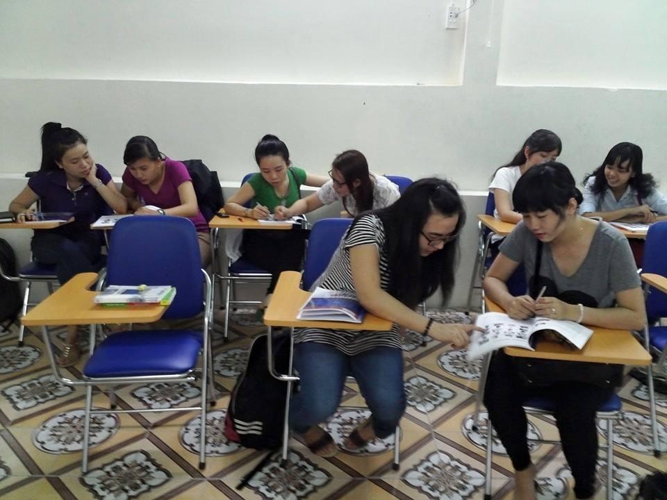 Trung tâm ngoại ngữ trường đại học Cần Thơ