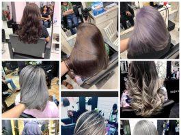 Salon tóc Bình Dương