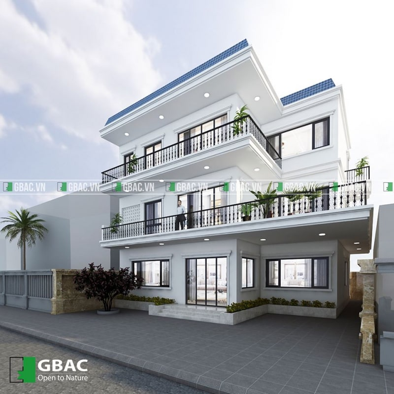Thiết kế GBAC
