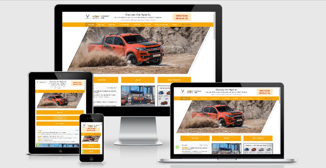 ITC Việt - thiết kế website tại vinh