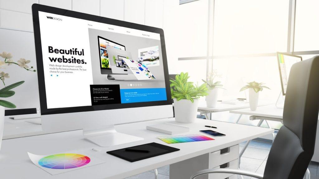 thiết kế web daklak