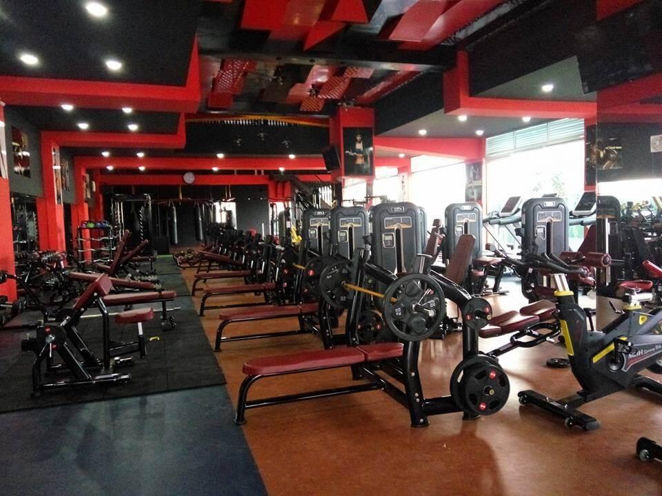Titan Gym & Fitness