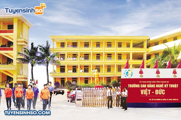 Trường Cao đẳng Việt - Đức Nghệ An