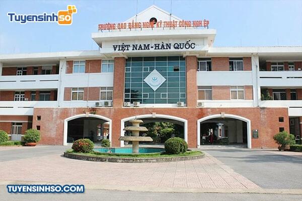 Trường cao đẳng kỹ thuật công nghiệp Việt Nam – Hàn Quốc