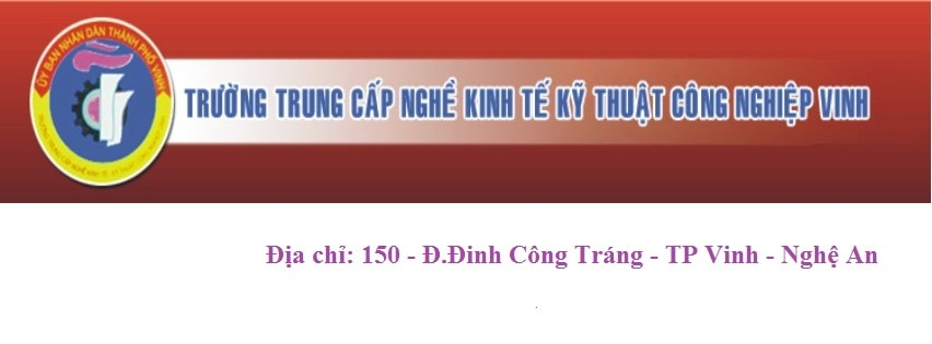 trường dạy nghề số 1 tp Vinh