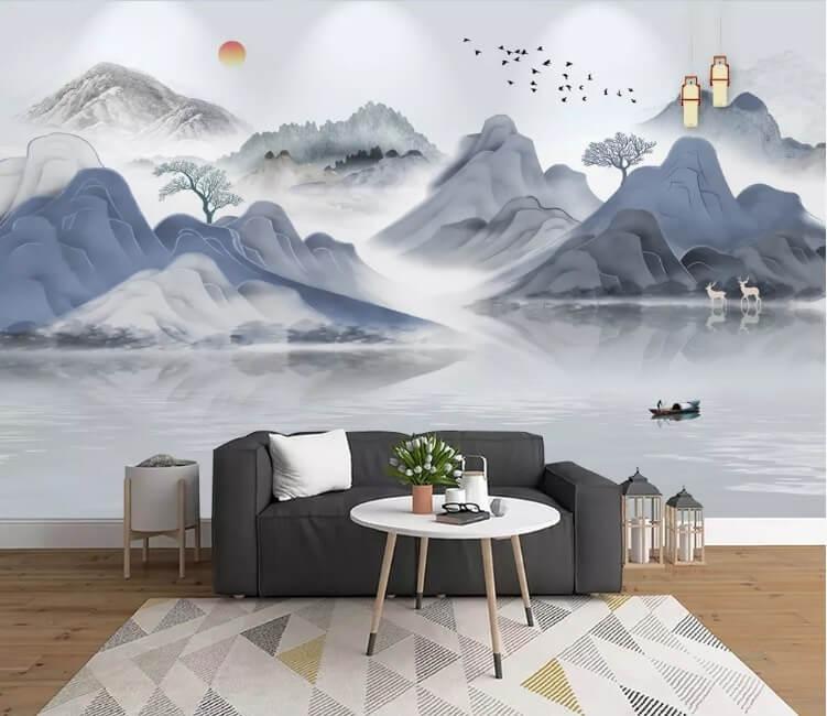 tranh dán tường 3d Bình Dương