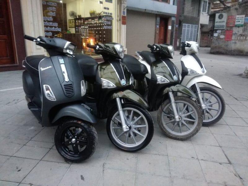 Honda Quang Trung 2