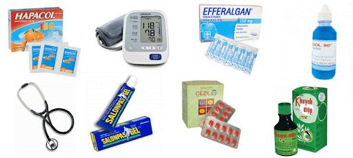 dụng cụ y tế Biên Hòa
