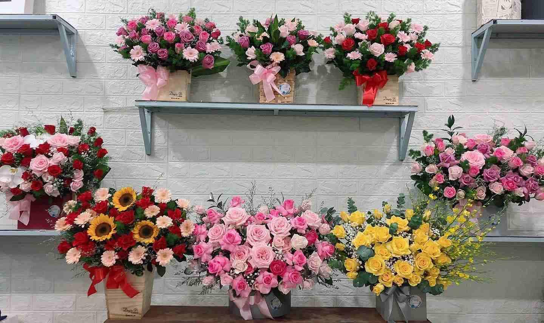 Lê Minh - shop hoa tươi Biên Hòa uy tín