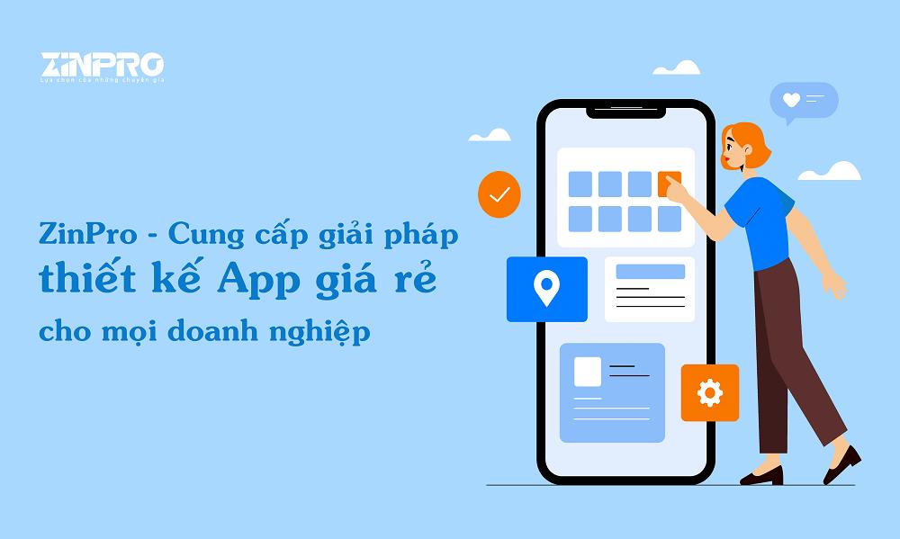 công ty thiết kế app