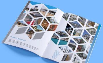 thiết kế catalogue