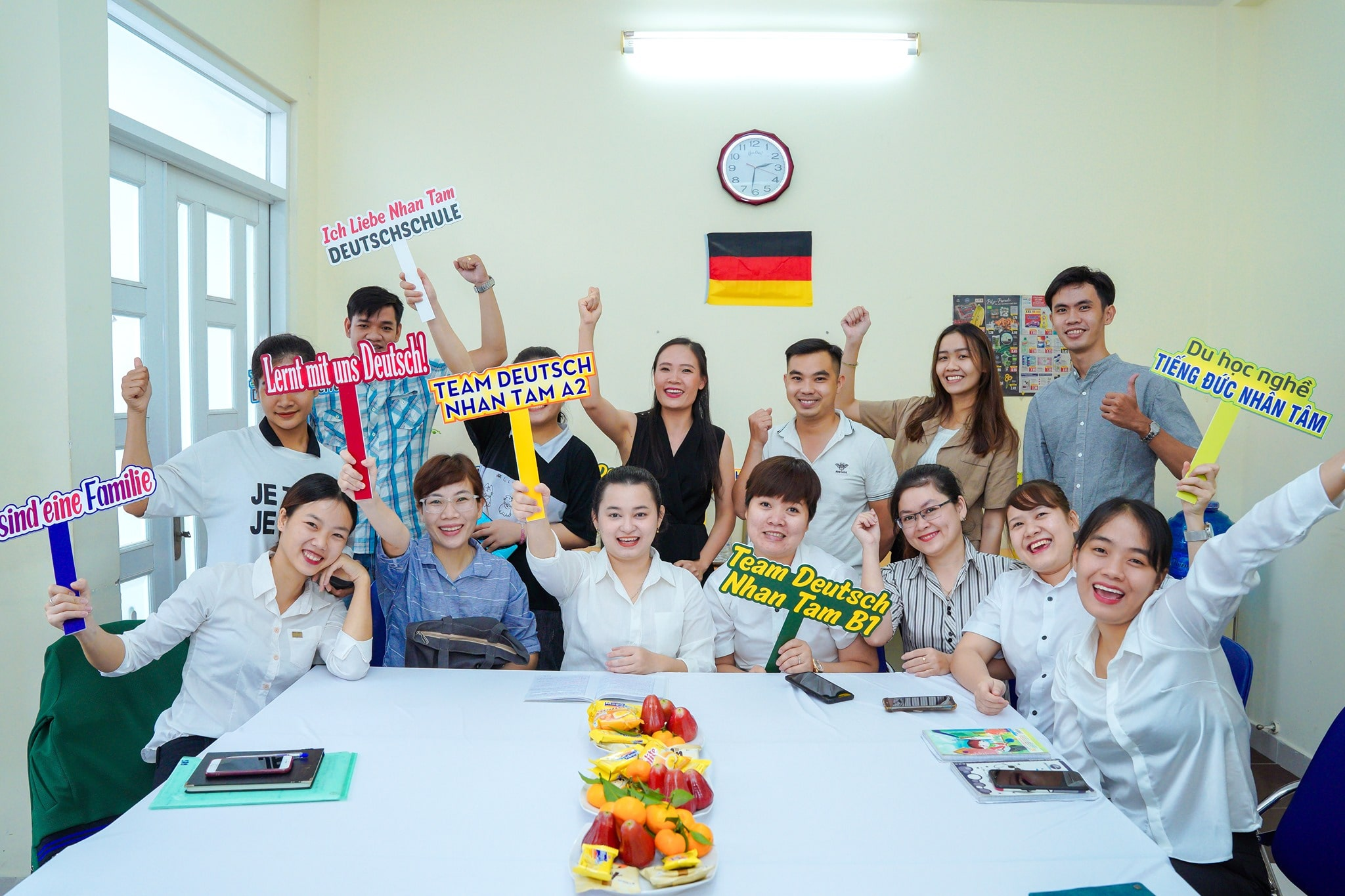 học tiếng Đức tphcm
